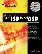 ASP (Application service provider) configuration handbook