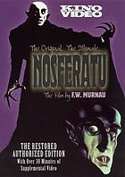 Nosferatu a symphony of horror