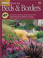 Ortho's all about plans for beds & borders.