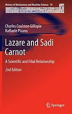 Lazare and Sadi Carnot : a scientific and filial relationship