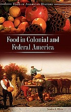 Food in Colonial and Federal America cover image
