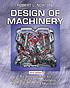 Design of machinery : an introduction to the synthesis... by  Robert L Norton