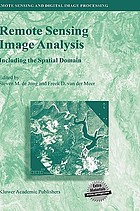 Remote sensing image analysis : including the spatial domain