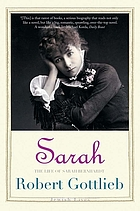 Sarah : the life of Sarah Bernhardt