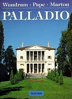 Andrea Palladio, 1508-1580 : architect between the Renaissance and Baroque