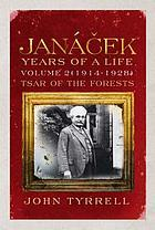 Janáček : years of a life