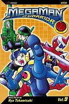 MegaMan NT warrior. Volume 9