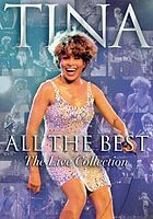 Tina : all the best : the live collection