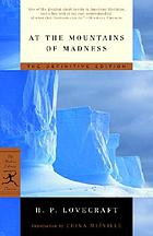 At the mountains of madness : the definitive edition