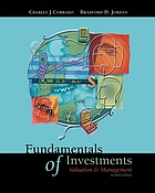 Fundamentals of investments : valuation and management