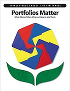 Portfolios matter : what, where, when, why and how to use them