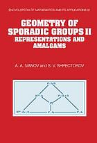 Geometry of sporadic groups. 2, Representations and amalgams
