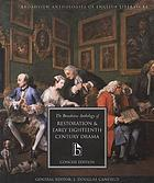 The Broadview anthology of Restoration & early eighteenth-century drama
