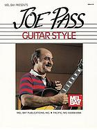 Joe Pass guitar style.