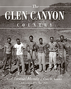 The Glen Canyon country : a personal memoir