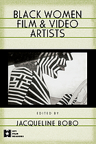 Black Women Film and Video Artists.