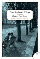 Love begins in winter : five stories