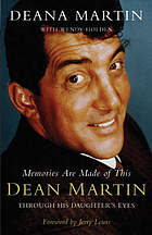 Memories are made of this : Dean Martin