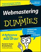 Webmastering for dummies