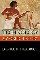 Technology : a world history