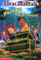 Presto! Magic treasure!