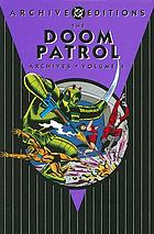 The Doom Patrol archives. Volume 4