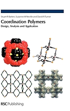 Coordination polymers : design, analysis and application