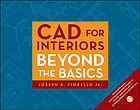 CAD for interiors : beyond the basics
