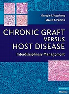 Chronic graft versus host disease : interdisciplinary management