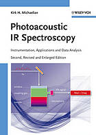 Photoacoustic IR spectroscopy : instrumentation, applications and data analysis