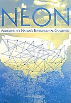 NEON : addressing the nation's environmental challenges