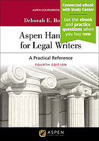 Aspen handbook for legal writers : a practical reference