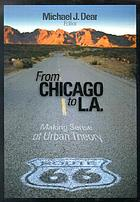 From Chicago to L.A. : making sense of urban theory