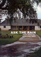 Ask the rain : Poets Union anthology 2004