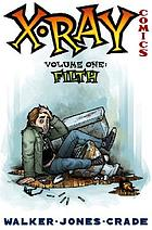 X-ray comics : filth