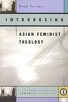 Introducing Asian feminist theology