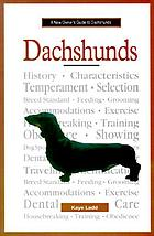 A new owner's guide to Dachshunds