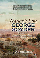 George Goyder, nature's line, and the climate of a continent : a life ahead of its time