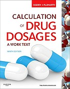 Calculation of drug dosages : a work text