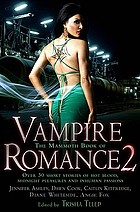 The mammoth book of vampire romance 2