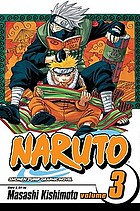 Naruto. vol. 3, Bridge of courage