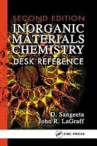 Inorganic materials chemistry desk reference.