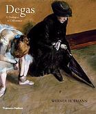 Degas : a dialogue of difference