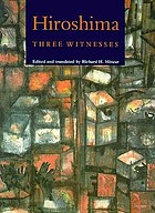 Hiroshima : three witnesses