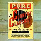 Pure country classics : the #1 hits.