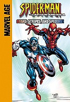 Spider-Man and Captain America : stars, stripes, and spiders!