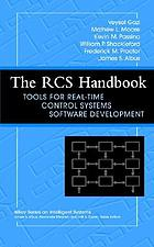 The RCS handbook : tools for real-time control systems software development
