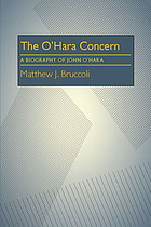 The O'Hara concern : a biography of John O'Hara