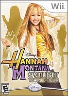 Hannah Montana : spotlight world tour.