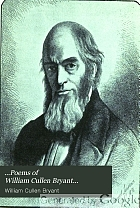 ... Poems of William Cullen Bryant ...